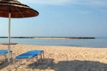 Agia Thekla Beach – Blue Flag