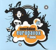 Stavros Hadjisavvas: Studio, Official Europavox Compilation