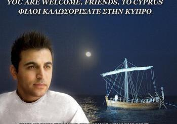 Stavros Hadjisavvas You are welcome friends to Cyprus