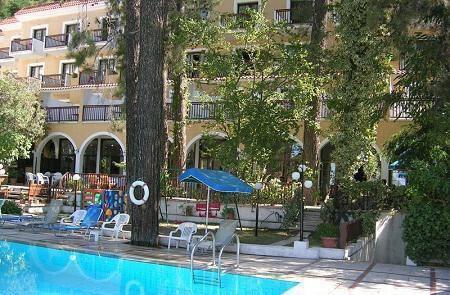 Pendeli Hotel *** @ Platres