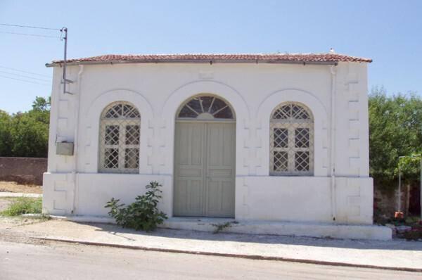 Stavrokonnou Mosque, in Paphos