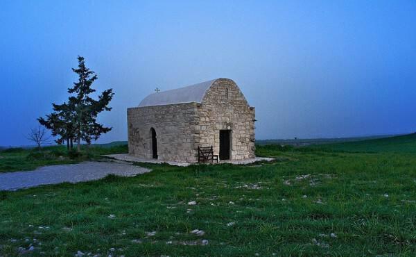 Agios Andronikos and Agia Athanasia chapel, Tersefanou