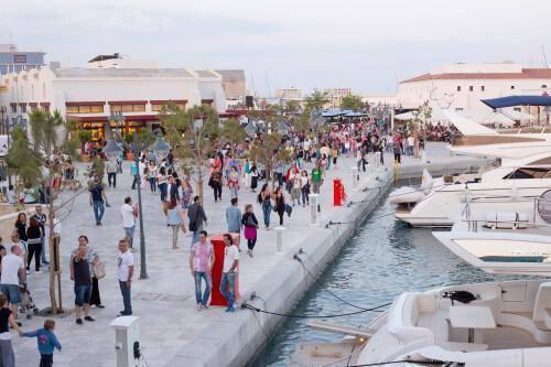 Limassol Marina: Now Open- live it!