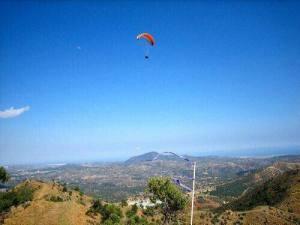 Paragliding Lefkara - Aetomoutti