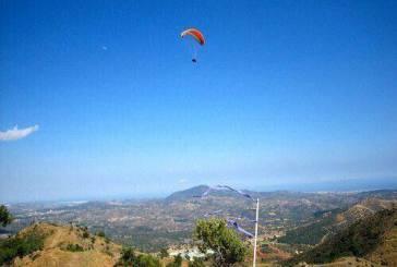 Paragliding Lefkara – Aetomoutti