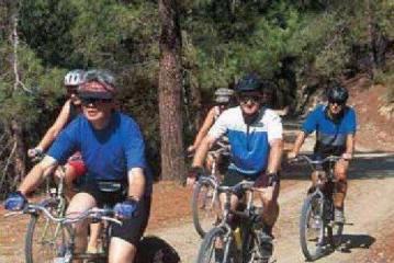 Ποδηλατική Διαδρομή Λευκωσία – Τουριστική παραλία Λάρνακας