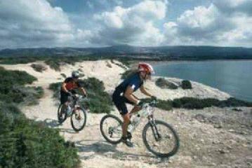 Ποδηλατική Διαδρομή Πόλη Χρυσοχούς Κυκλική