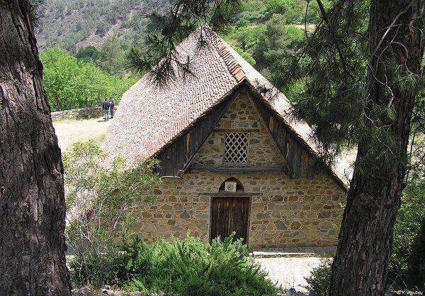 Εκκλησία του Τιμίου Σταυρού του Αγιασμάτι