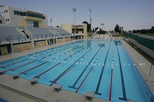 Ολυμπιακό Κολυμβητήριο Λάρνακας 50Μ