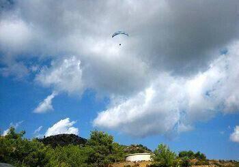 Aλεξίπτωτο πλαγιάς στην Κύπρο – Καλό Χωριό Λεμεσού