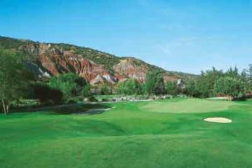 Γήπεδο Γκολφ της Μυστικής Κοιλάδας (Secret Valley)