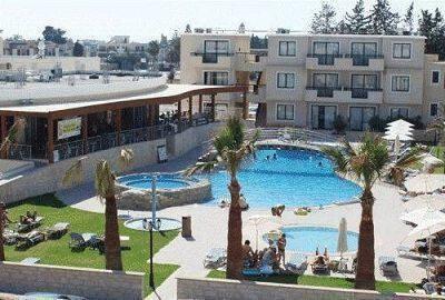 Pagona Holiday Apartments @ Paphos