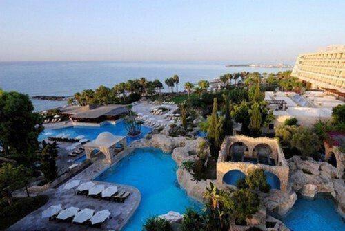 Le Meridien Spa & Resort ***** @ Limassol