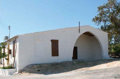 Το τζαμί στο χωριό Μαρί
