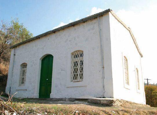 Το τζαμί στο χωριό Γιαλιά