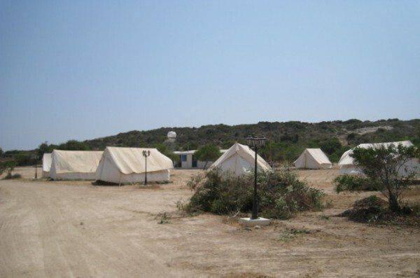 1. Governor's Kalymnos Beach Camping Site