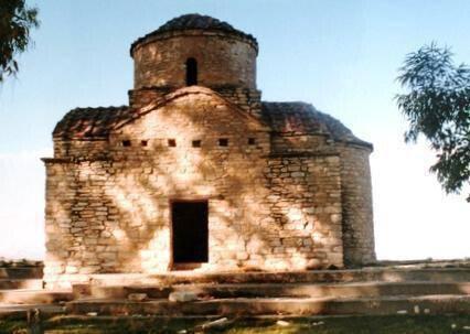 Ναός Αγίου Θεμωνιανού, Λύσης