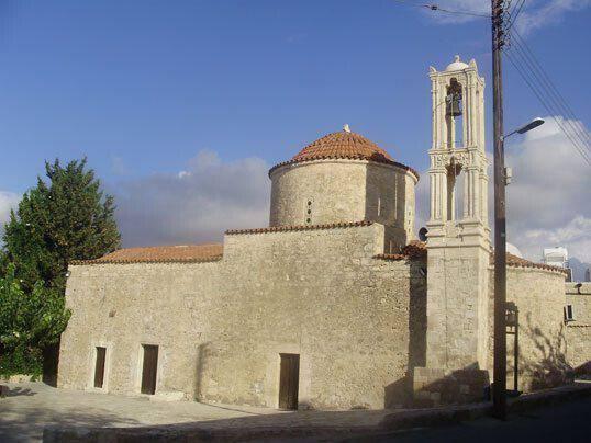 Εκκλησιαστικό Μουσείο Τάλας – Ιερός Ναός Αγίας Αικατερίνης Τάλας