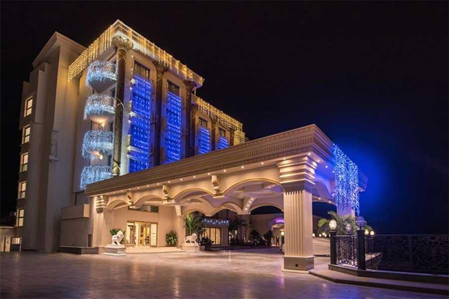 Les Ambassadeurs Hotel  Casino  Kyrenia North Cyprus