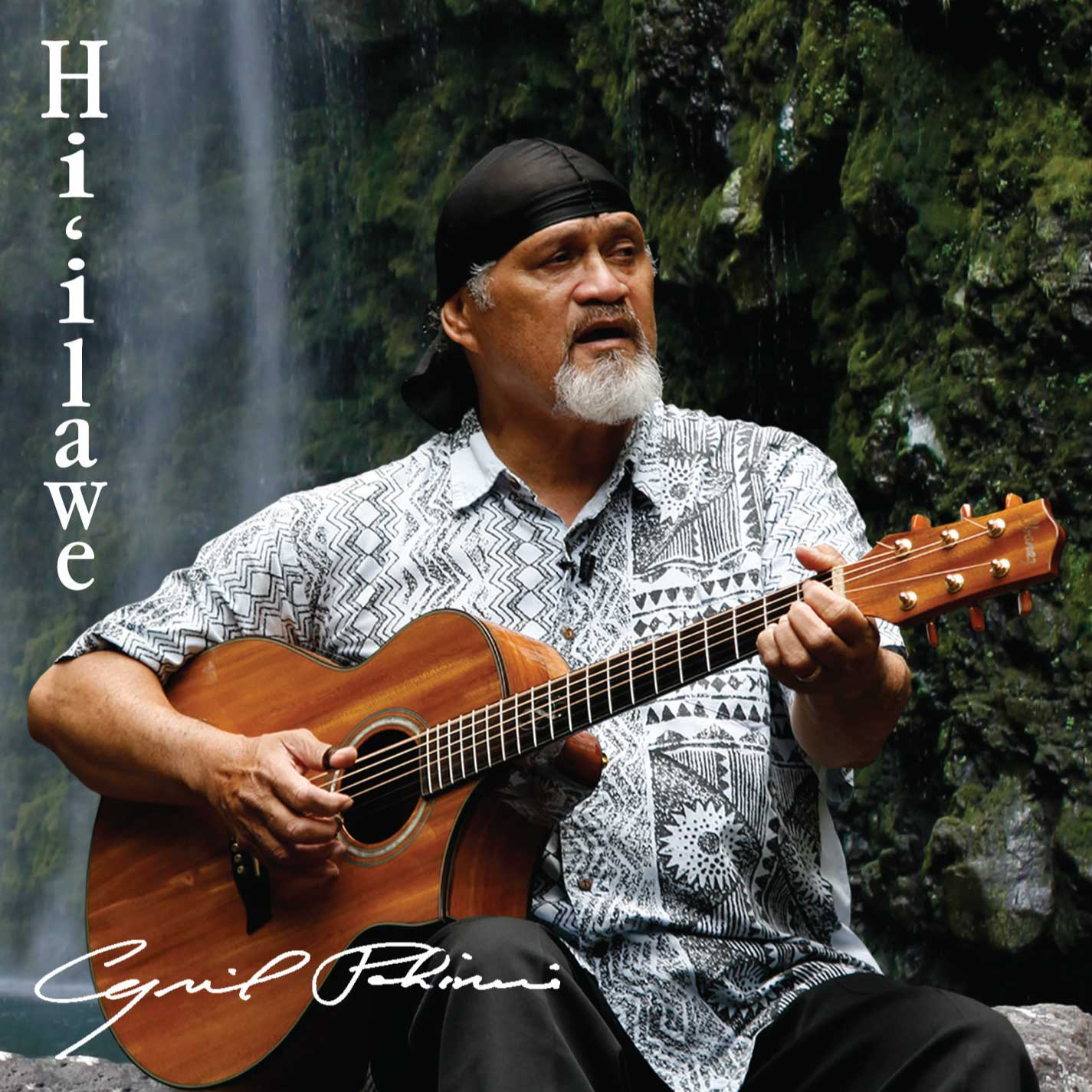 Hi'ilawe CD with Instant Digital Download