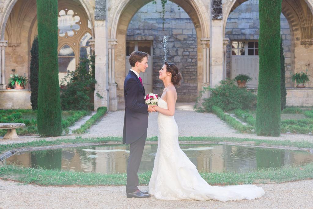 Mariage à l'Abbaye de Royaumont