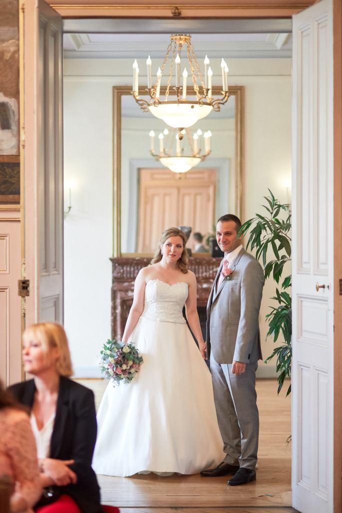 Mariage à la marie du 15e arrondissement de Paris