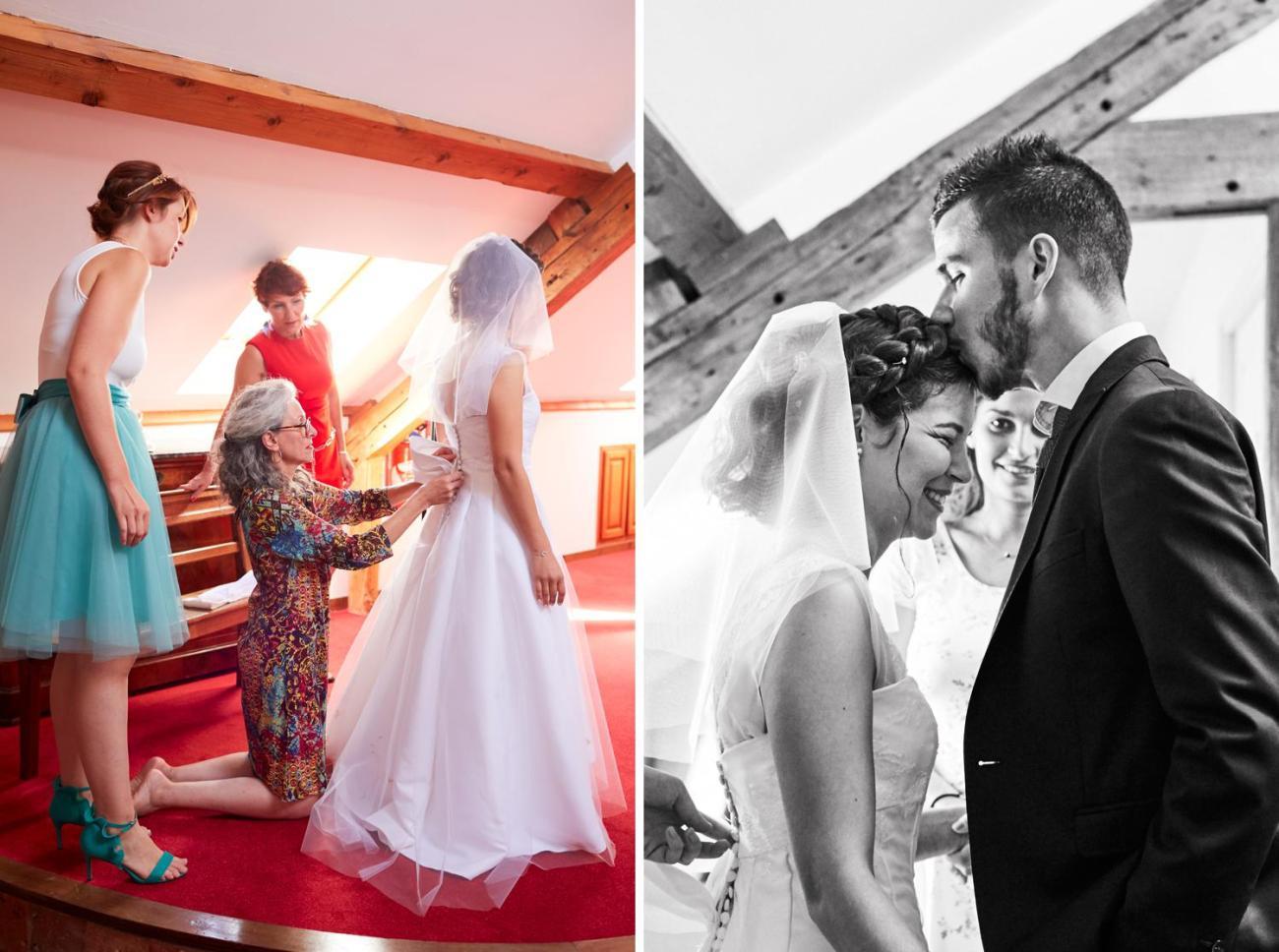 Mariage au Domaine du Moulin des Planches à Montigny-sur-Avre