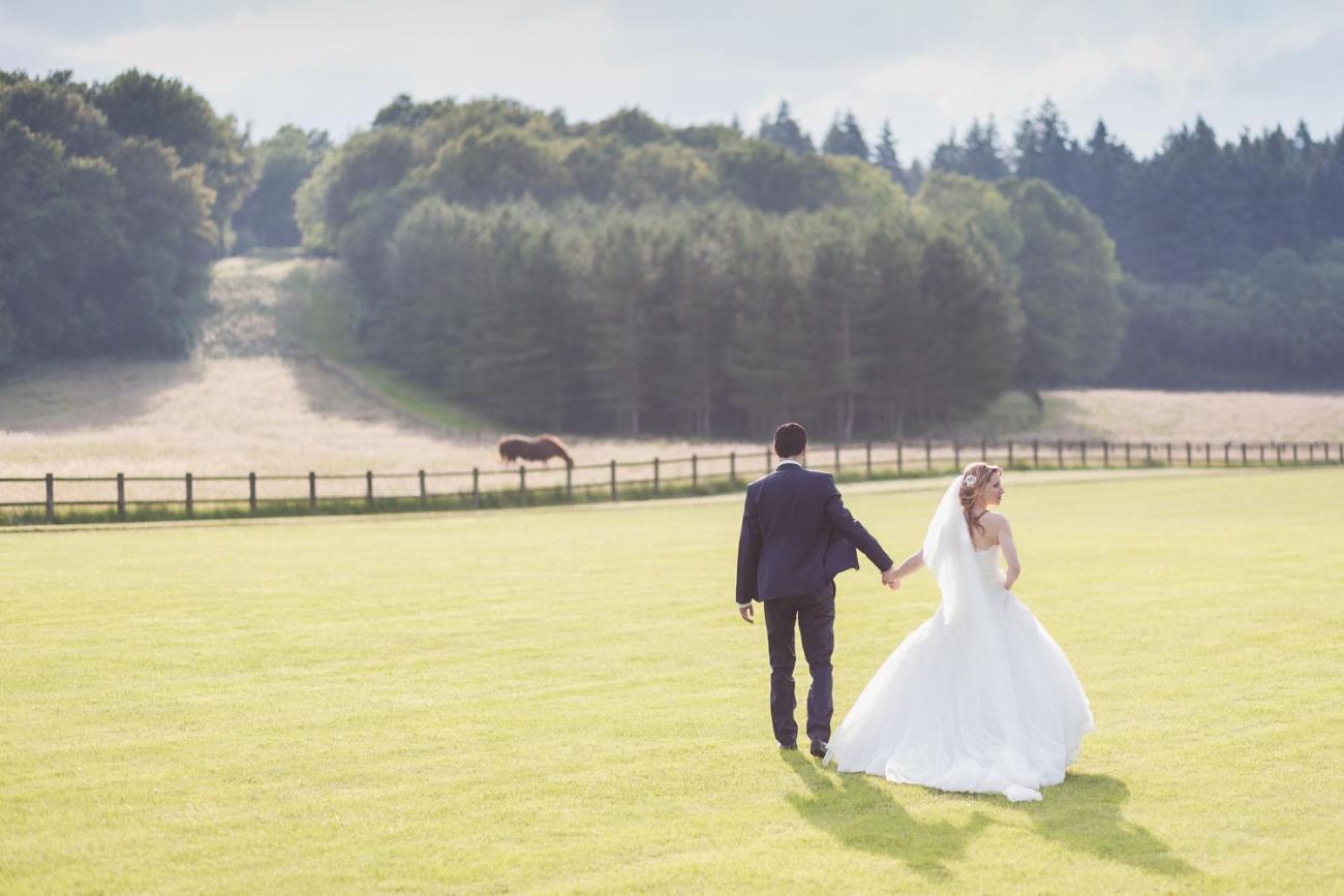 Mariage au Domaine de la Butte Ronde à La Boissière-École