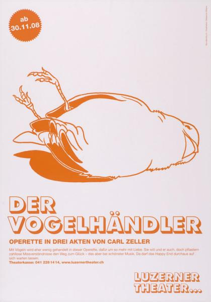vogelhaendlerplakat