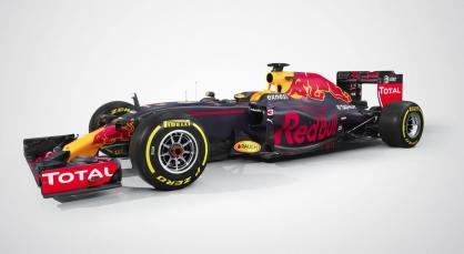 Red Bull RB12 skos 1