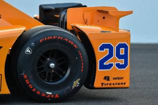 McLaren Honda Andretti 2017 Alonso Indy 500 4