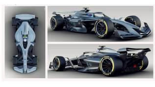 Koncept bolidu F1 na 2021 rok grafika 04