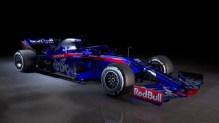 2019 Toro Rosso STR14 prezentacja