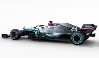 2020 Mercedes W11 prezentacja grafika 01