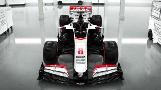 Prezentacja-Haas-F1-Team-VF-20-przód