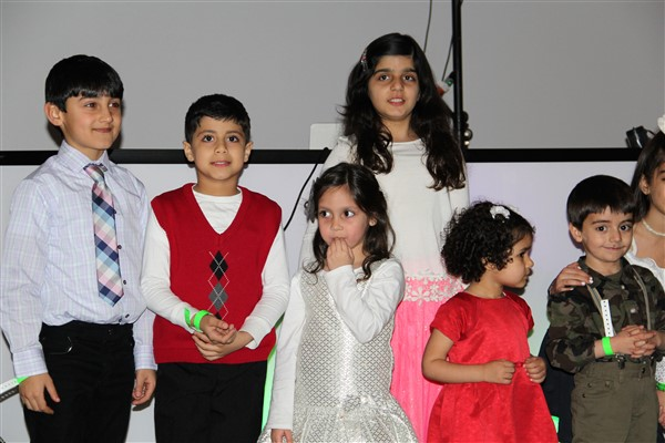 Children Farsi School Norooz