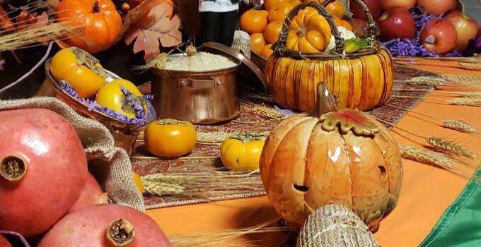 Cyrus Academy Halloween Party | جشن هالوین در آموزشگاه پارسی کوروش