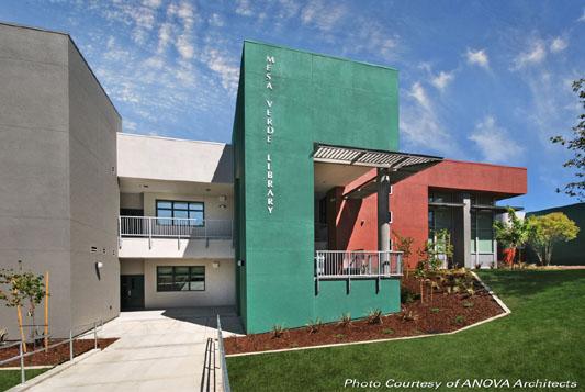 Mesa Verde School Amarillo