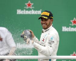 2018 Brazilian Grand Prix, Sunday - Wolfgang Wilhelm