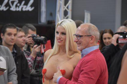 Sex a erotika na veletrhu