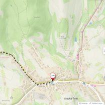Kočárková trasa Vysoké Pole – kratší trasa ke studánce