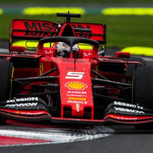 GP MESSICO F1/2019 - GIOVEDÌ 24/10/2019 credit: @Scuderia Ferrari Press Office