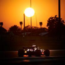 2018 Abu Dhabi Grand Prix, Friday - Steve Etherington