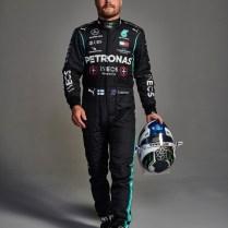 Mercedes-AMG Petronas F1 Team and Valtteri Bottas together for 2021