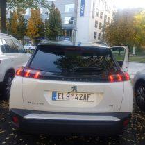 Peugeot 2008 e-GT