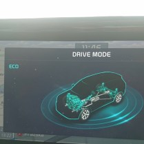 Drive mode Eco