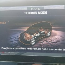Terrain mode Mud