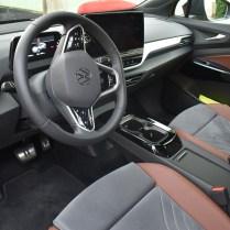 VW ID.4 nteriér