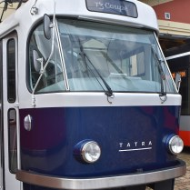 tramvaj coupé T3