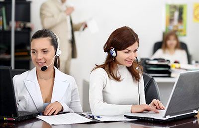 uk based call centre